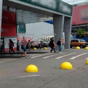 Элементы парковки